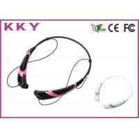 Buy cheap Hi - Fi Neckband In Ear Bluetooth Headphones / Earbuds With CSR8635 Chipset from wholesalers