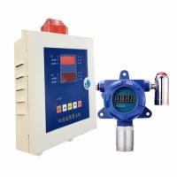 Buy cheap High Precision VOC Gas Detector Ethanol C2H6O Monitor With Display And Alarm from wholesalers