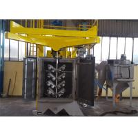 Buy cheap Forging Plant Shot Blasting Machine Small Casting Surface Cleaning Tumble Type from wholesalers