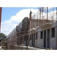 Buy cheap Cross Beam  single / double  tube Steel Framed Removable formwork for concrete walls from wholesalers