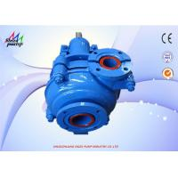 Buy cheap Chrome Alloy Impeller High Head Slurry Pump With Electric / Diesel  Motor from wholesalers