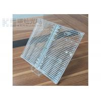 Buy cheap R1G1B Light Weight Glass Wall Led Screen IP43 For Decoration MBI5024 from wholesalers