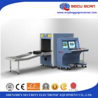 Buy cheap Dual Direction Scanning X Ray Baggage Scanner Image Monitoring from wholesalers