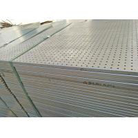 Buy cheap Customized Round Perforated Metal Provides Noise Control Can Bend from wholesalers