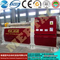 Buy cheap Hot! Mclw12CNC-12X2000 High Quality Hydraulic CNC Plate Rolling Machine/Italian Imported Machine, Plate Bending Machine from wholesalers