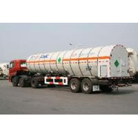 Buy cheap Special Lco2 Cryogenic Liquid Lorry Tanker - 2 from wholesalers