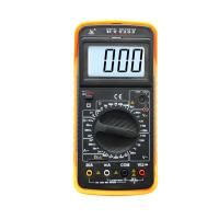 Buy cheap DC / AC autorange Handheld Digital Multimeter DT9205 Folding Stable from wholesalers