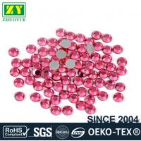 Buy cheap Loose Ss10 Hotfix Rhinestones Glass Material For Nail Art / Home Decoration from wholesalers
