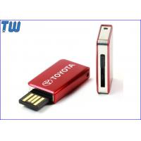 Buy cheap Mini Full Metal Book Magazine 2GB USB Flash Disk Smooth Sliding from wholesalers