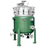 Buy cheap Carbon Steel Pressure ≤ 0.3MPA Extractor Industrial Bag Filter for Solid-liquid Separating from wholesalers
