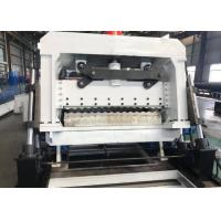 Buy cheap Galvanized Sheet Automatic Arch Sheet Roll Forming Machine 0 - 15m / Min from wholesalers