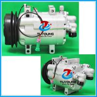 Buy cheap Zexel DCW17 auto air conditioner compressor Audi 100 80 A6 Cabriolet Coupe 4 seasons 676001 4A0260805AE 4A0260805AJ from wholesalers