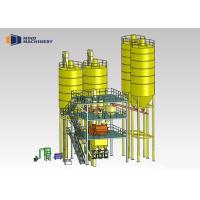 Buy cheap Tower Type Dry Mix Mortar Plant Self Leveling Mortar Manufacturing Line from wholesalers