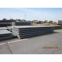 Buy cheap A514 High-Yield-Strength, Quenched and Tempered Alloy Steel Plate, Suitable for Welding, from wholesalers