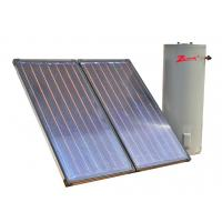 Buy cheap Flat panel Balcony solar water heater from wholesalers