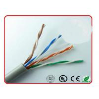 Buy cheap 1000ft Utp Cat6  Ethernet Network Cable Small Transmission Loss For Communication from wholesalers