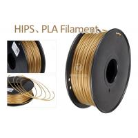 Buy cheap Colored 3D Printing Materials ABS Filament for 3D Printer Machine 1.75mm / 3.0mm Dia from wholesalers