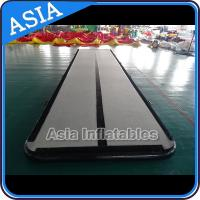 Buy cheap Jumping Inflatable Tumble Air Track Used Outdoor For Training from wholesalers