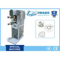 Buy cheap Foot Operated Spot Welder for Iron Electrical Box / Steel Sheet / Wire Frame from wholesalers