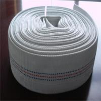 Buy cheap Polyester jacket colorful lined flexible lay flat hose woven from wholesalers