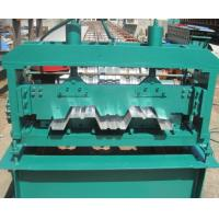 Buy cheap Professional Floor Decking Roll Forming Equipment Saving Amount of Steel and Concrete from wholesalers