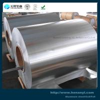 Buy cheap Silver Bendable Aluminum Strips Trimmed Edge For Dry Type Transformer Winding from wholesalers