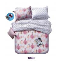 Buy cheap Customized Soft Breathable Floral Bedding Sets Twill Cotton For Ladies from wholesalers