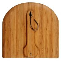 Buy cheap Customized Bamboo Pizza Board Personalised Shaped For Indoor And Outdoor from wholesalers
