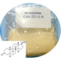 Legal CAS 521-11-9 Raw Pure Testosterone Steroid Powder Mestanolone for Male Enhancement