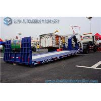 Buy cheap FAW  115 Hp Engine Wrecker Tow Truck , Flatbed Wrecker Full Landing 5000 KG from wholesalers