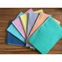 Buy cheap Disposable multi-colored  dental pad for hospital,dental clinic,beauty.125pcs/bag from wholesalers