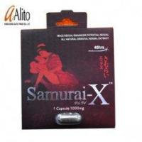 Buy cheap Best Male Enhancement Pills Samurai-x from wholesalers