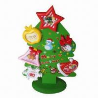 Buy cheap Christmas Tree Photo Frame from wholesalers