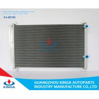 Buy cheap Auto Condenser For Toyota Corolla Zre152 07- OEM 88450-02280 With Fin in 5mm product