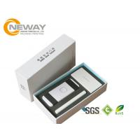 Buy cheap Handmade White Color Paper Packaging Boxesfor Cell Phone Mobile Phone from wholesalers