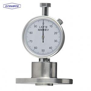 Buy cheap LX-F Shore Hardness tester Sponge Durometer for Foam material product