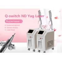 Buy cheap Professional For Clinic Use Korea / Laser Nd Yag / Q switch Nd Yag Laser Machine from wholesalers