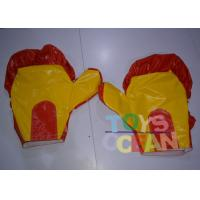 Buy cheap Gaint PVC Inflatable Punching Gloves For Boxing Ring Sport Game from wholesalers