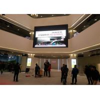 Buy cheap Ultra High Definition P3 LED Video Wall Indoor 3840 Hz Refresh Rate from wholesalers