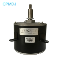 Buy cheap 450V 12uF Capacitor Run 500W Air Conditioner Fan Motor \ Single Phase 3 Speeds Air Purifier Motor product