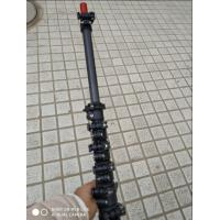 Buy cheap high stiffness carbon fiber telescopic  pole with locks for fruit collection or camera pole from wholesalers