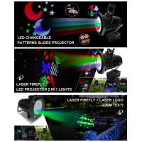new christmas tree and house laser light waterproof Garden outdoor christmas Laser Light