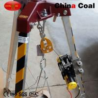 Buy cheap High Quality Aluminum Rescue Tripod from wholesalers