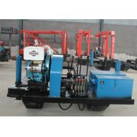 Professional Crawler Mounted Drill Rig GK-200 For Engineering Exploration