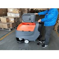 Buy cheap Hand Push Automatic Walk Behind Floor Scrubber Not Cleaning Robot from wholesalers