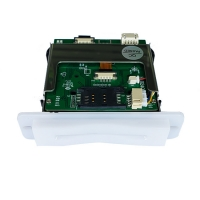 Buy cheap Semi Transparent Bezel Contactless RGB Casino Card Reader from wholesalers