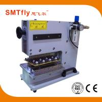 Buy cheap Pneumatic PCB Separator Pre Scoring Depanelizer V Groove PCB Depaneling CE ISO from wholesalers