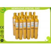 Buy cheap CAS 7664-41-7 Purity Plus Specialty Gases With 40L To 50L Steel Cylinders , MF NH3 from wholesalers
