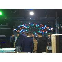 Buy cheap High Brightness P6 Rental LED Display Full Color With Die Cast Aluminum , 64x32dots from wholesalers