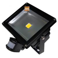 Buy cheap 30W Motion Activated LED Flood Lights, with PIR motion detector,IP65 for Outdoor Use from wholesalers
